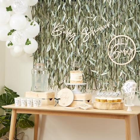 7 spôsobov ako vytvoriť Eko–Friendly oslavu pre babätko